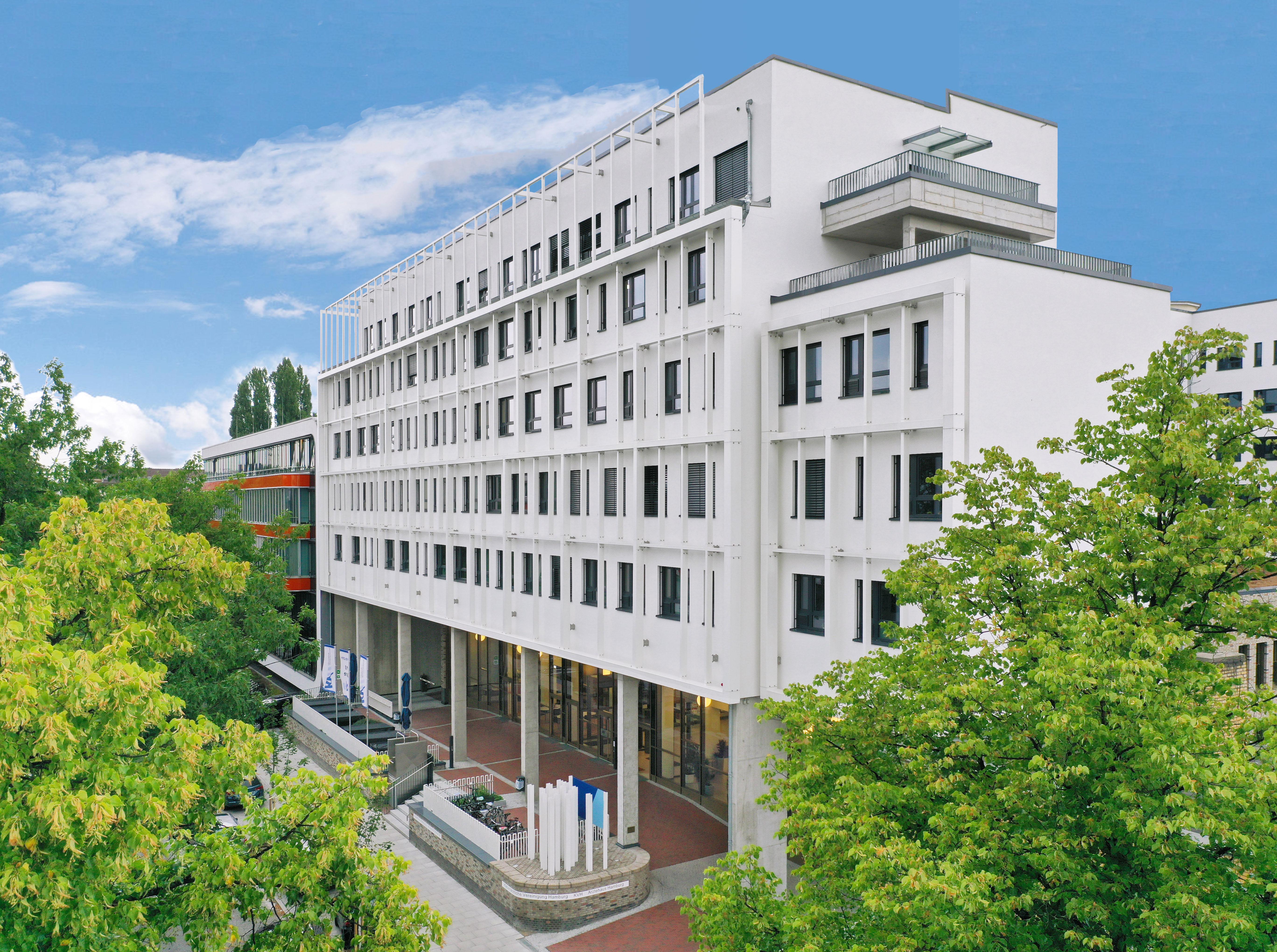 Karriere   Über uns   Kassenärztliche Vereinigung Hamburg